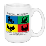 Coffee Mug (Large) 15oz: Academy Pride