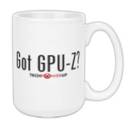 GPUZ! Large Coffee Mug 15oz