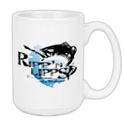 Ripp'n Lipps Large Coffee Mug 15oz