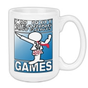 INWAP Games Logo Accessories Large Coffee Mug 15oz