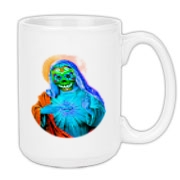 Dead Mary Large Coffee Mug 15oz