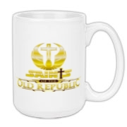 Saints v3 Large Coffee Mug 15oz