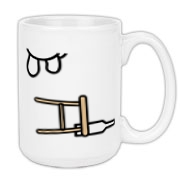 Slow Suicide Selections Large Coffee Mug 15oz