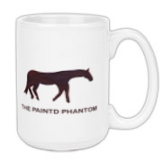 Earth Horse - Large Coffee Mug 15oz
