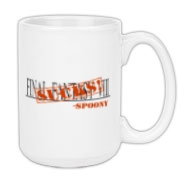 Final Fantasy 8 Sucks Large Coffee Mug 15oz