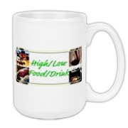 Bright Logo Large Coffee Mug 15oz
