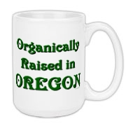 If you were born and organically raised in the great State of Oregon, this is YOUR design!
