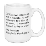 Watch Attack Large Coffee Mug 15oz