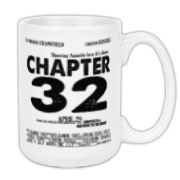 Chapter 32 Movie Poster Large Coffee Mug 15oz
