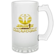 Saints v3 Frosted Glass Stein