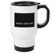 Media Offline -- Graphic design is on BOTH sides.