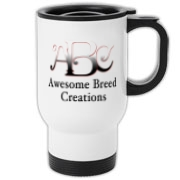 Awesome Breed Creations Travel Mug