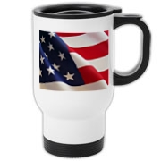 OLD GLORY -  Travel Mug