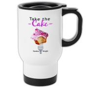 Take the Cake Travel Mug
