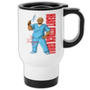 Dr Diego Travel Mug