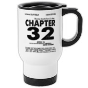 Chapter 32 Movie Poster Travel Mug