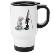 Fallen Soldiers Travel Mug