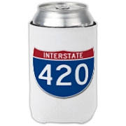 I-420 is the coolest highway in the Nation!