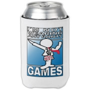 INWAP Games Logo Accessories Can Cooler
