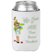 My Zombie Ate Your Accessories Can Cooler