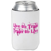 Live to Train, Train to Live Can Cooler