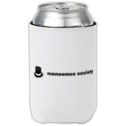 Nonsense Society [light] Can Cooler