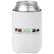 Bright Logo Can Cooler
