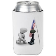 Fallen Soldiers Can Cooler