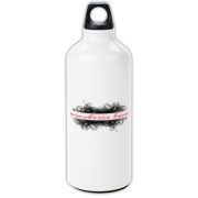 Mencheres Lover Aluminum Water Bottle