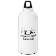 Awesome Breed Creations Aluminum Water Bottle
