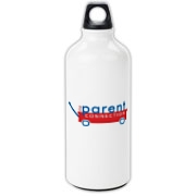 The Parent Connection Aluminum Water Bottle