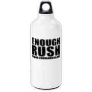 Enough Rush Aluminum Water Bottle