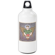 Angel Dean Aluminum Water Bottle