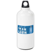 kids of team show Aluminum Water Bottle