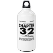 Chapter 32 Movie Poster Aluminum Water Bottle