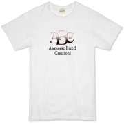 Awesome Breed Creations Organic T-Shirt