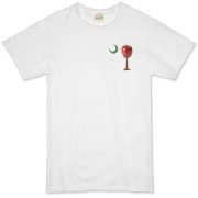 Especially for teachers, the School Apple Palmetto Moon Organic T-Shirt features a smaller version of the South Carolina palmetto with an apple and chalkboard moon.