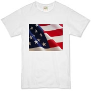 OLD GLORY -  Organic T-Shirt