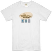 Distance Between Us Organic T-Shirt