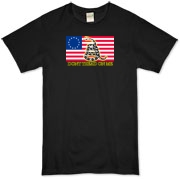 Don't Tread on me- Revolutionary Organic T-Shirt