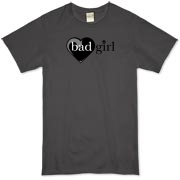 Bad Girl Organic T-shirt $28.99