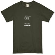 This witty biology organic t-shirt uses pseudo-Latin Insectus Vulgarius to label the image of a disgusting cockroach. Biology may be an interesting science, but some bugs are just creepy.
