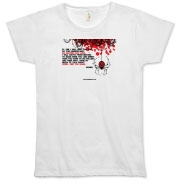 If I Die... Organic Women's T-Shirt
