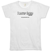 I Never Tease Organic Women's T-Shirt