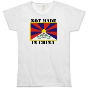Spread the word that Tibet is not made in China.