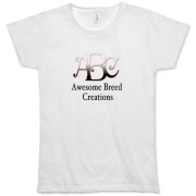 Awesome Breed Creations Organic Women's T-Shirt