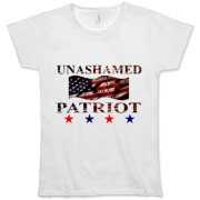 Unashamed, a real birth certificate and a Patriot!