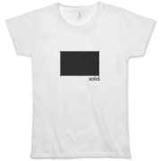 Create Solid Organic Women's T-Shirt