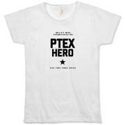 PTEX Hero Organic Women's T-Shirt