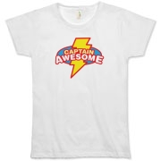Do you say awesome too much? Is everything awesome? You could be Captain Awesome. Making the world more awesome, one day at a time.